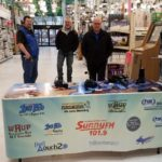 Darren, Bill T and Major Discount out at Menards.