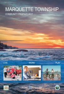 The Marquette Township Community Profile Brochure