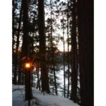 Van Riper State Park Lantern Lit Snowshoe Trail February 17th