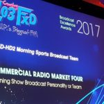 We won 5 bests in Commercial Radio Market 4!