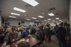 River Rock Lanes and Banquet Center has been our venue for this parties for years!