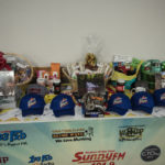 Thanks to everyone who donated door prizes for the giveaway.