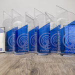 Swing by the station and check out our new awards.