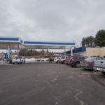 The Meijer Gas Station is open.
