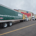 Meijer has donating these two semi-trucks to the new NMU CDL Truck Driving Program.