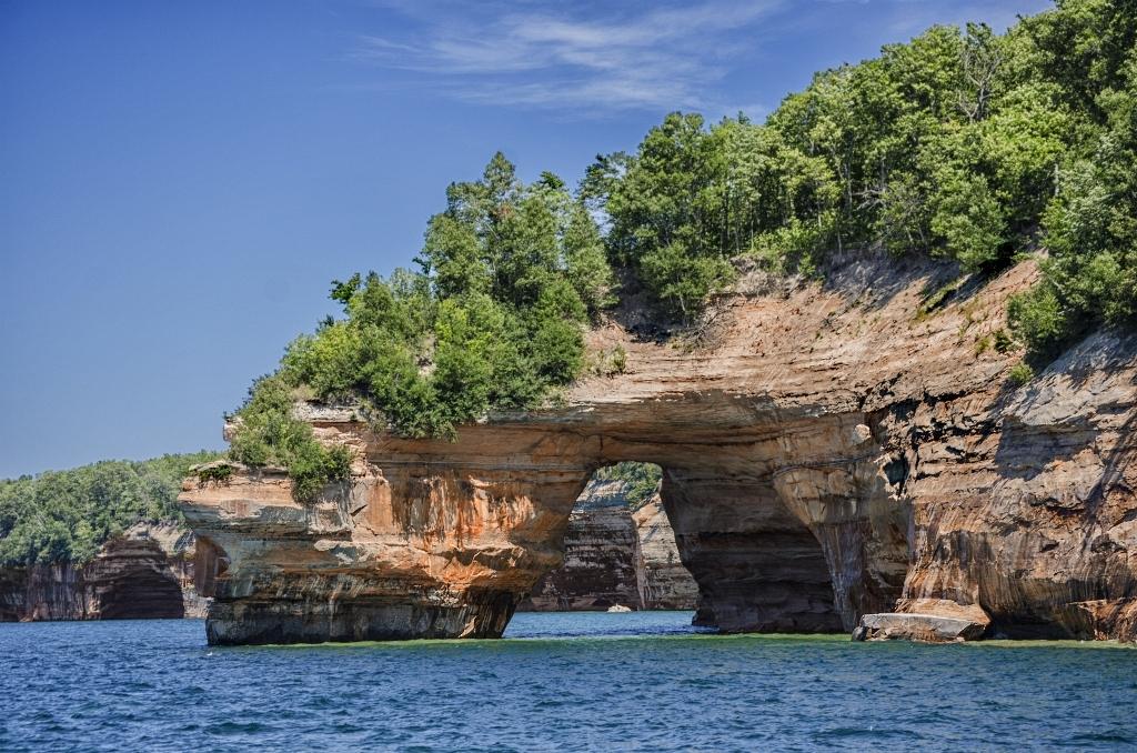 Enjoy miles of Lake Superior Shoreline!