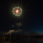 The Pioneer Days Firework Display is usually the weekend after 4th of July.