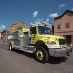 The Hulk - Negaunee Township Fire Truck.