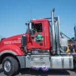 Carey Trucking was hauling for C.U.F.F.