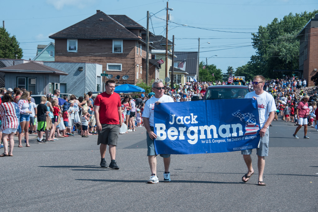 It was a great day for a 4th of July parade!