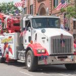Crossroads Truck Repair showed off their brand new 50 ton tow truck