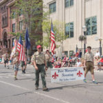 The Pere Marquette Scouting Group.