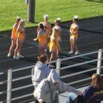 Negaunee Cheerleaders