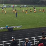 Negaunee Practices Before the Game
