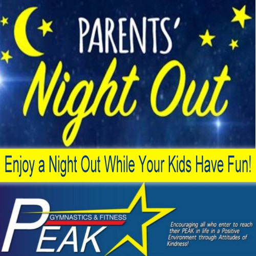 Enjoy a night to yourself without the kids.