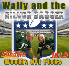 Wally & the Silver Badger NFL Picks