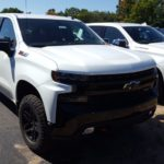 Get a new pickup at Frei Chevrolet