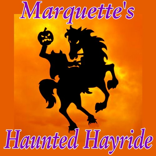Get 20% Family Passes to the Haunted Hayride at Marquette County Fairgrounds.