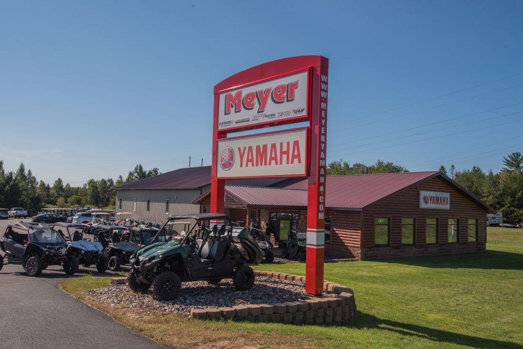 Register to win a $6,000 Golf Cart from Meyer Yamaha