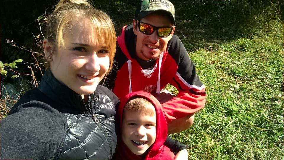 Reyes Family- Kelsey, Cody, & Holden