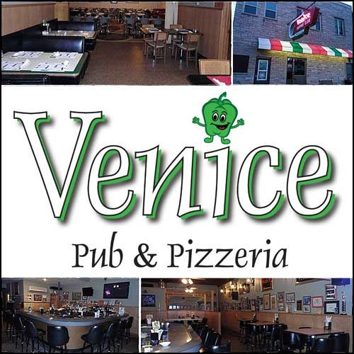 Save on your next trop to The Venice Pub and Pizzeria in Ishpeming