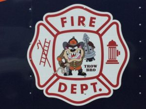 The Marquette Township Fire Department's open house was lots of fun
