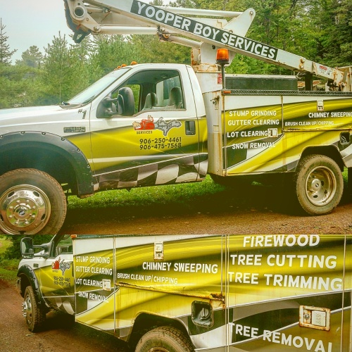 Let Yooper Boy Services take care of your needs.