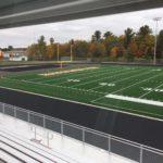 Alumni Field End Zone