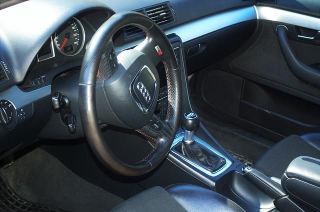 Wintry Car in the U.P.