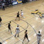 Negaunee's Drew Lindberg Keeps Ball from Mountaineer
