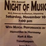 Don't miss next year's performance!