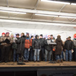 The Negaunee Male Chorus lead us in some great Christmas carols.
