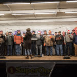 Thanks to the Negaunee Male Chorus for coming out to sing for us.