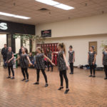 New Attitudes Dance Studio broke their performance into multiple age groups.