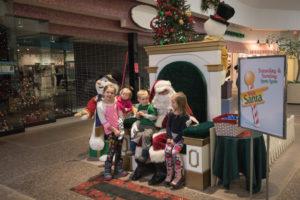 Thanks Santa. See you at Christmas!