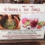 Hanna's Tea Times