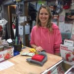 Wilderness Sports cashier