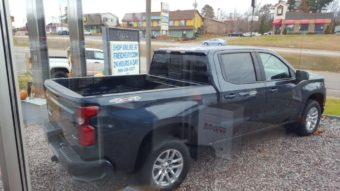 Great deals on trucks like this one at Frei Chevy