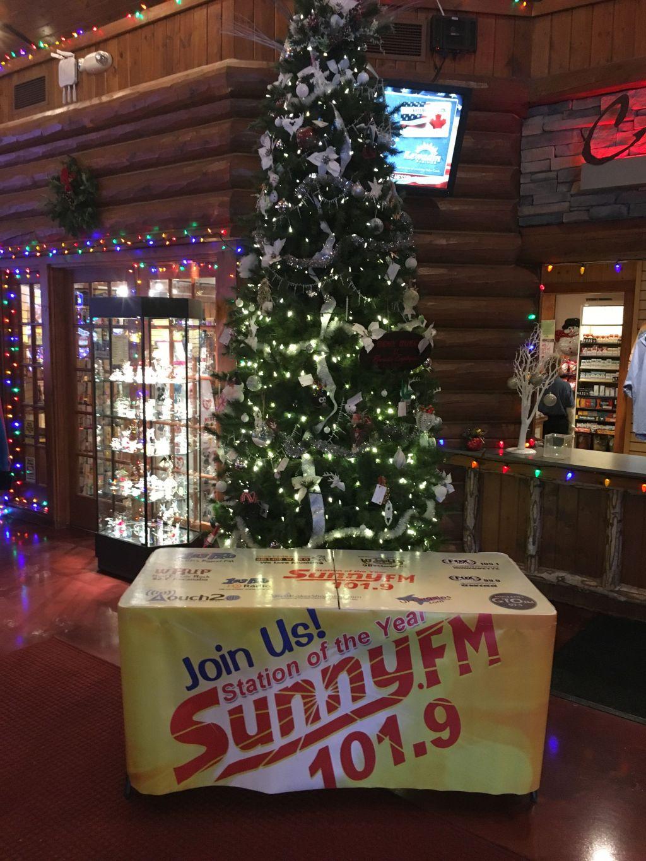 Christmas Michigan.2017 2nd Annual Tree Lighting Kewadin Casino Christmas
