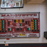 The Miners trailed just one point behind the Marquette Redmen.