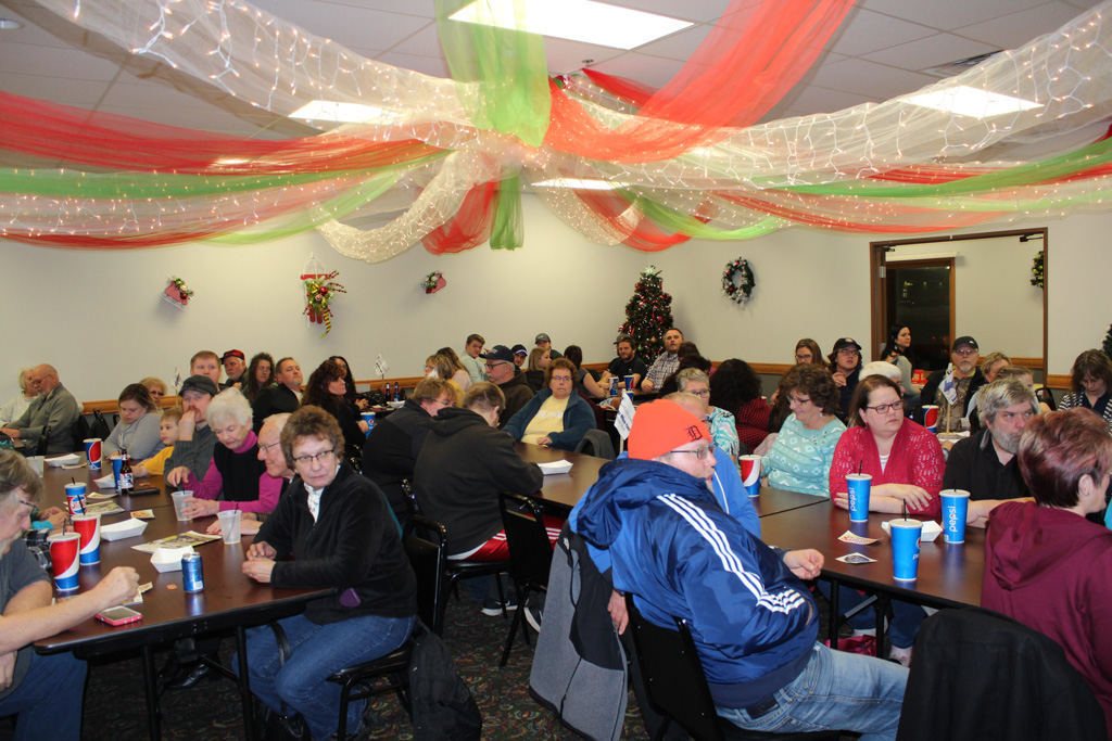 River Rock Lanes and Banquet Center has hosted our parties for years!