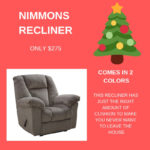 Get a new recliner for your home just $275 from Ashley HomeStore.