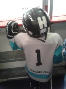 Holden Reyes, 1, IRA Hockey