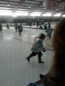 Holden Reyes, 2, IRA Hockey