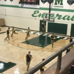 The Negaunee Miners defeated the Manistique Emeralds on Sunny FM
