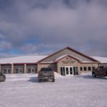 The new Upper Peninsula Animal Welfare Shelter in Sands Township.