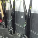 The equipment at Blackfly will allow you to work out any way you need.