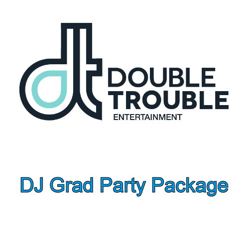 Save $300 on a Double Trouble Entertainment Grad Party Package.
