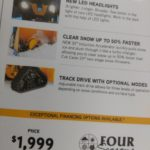 Get your new blower on sale now at Four Seasons Small Engine.