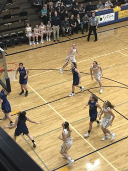Negaunee battled Ishpeming at home.